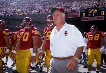 Coach John Robinson
