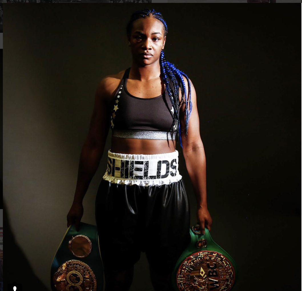 Claressa Shields Set To Take On Hanna Gabriels For Ibf And